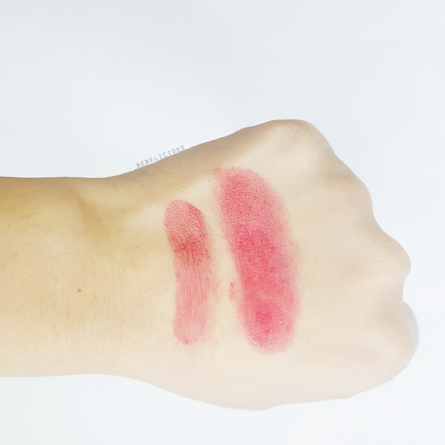 Canmake Cream Cheek CL01 swatch