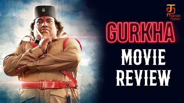 Gurkha Tamil Movie Review - A mindless entertainer that predominantly works
