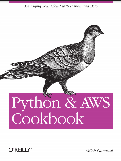 Python And AWS Cookbook by Mitch Garnaat