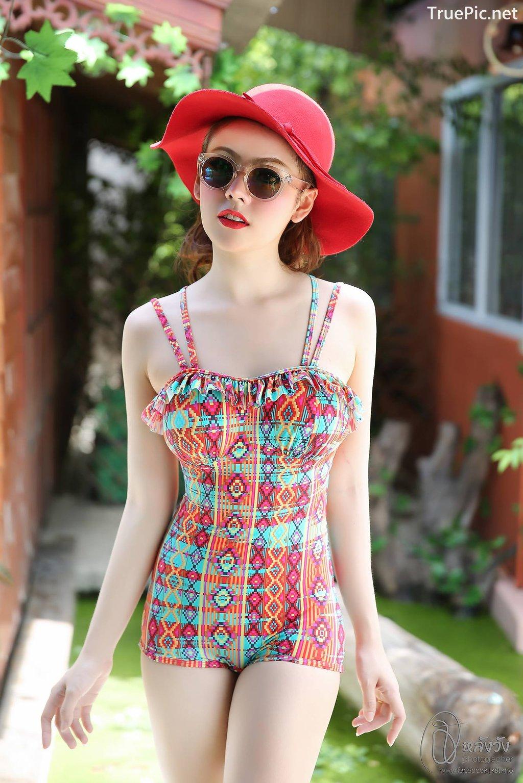Image Thailand Model - Panicha Vichaidit - Red Girl Sexy - TruePic.net - Picture-5