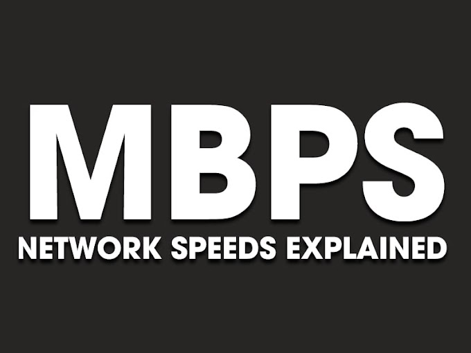 What is Mbps? Network Speeds Explained