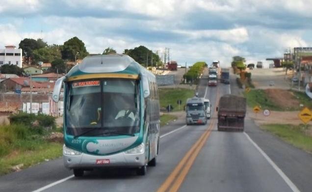 retorno do transporte intermunicipal em cidades sem registros de Covid-19