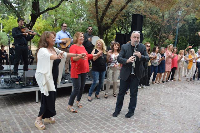 Θεσπρωτία: Δύο Θεσπρωτοί πρωταγωνιστές στο πρώτο ημερήσιο Ηπειρώτικο πανηγύρι της Πανηπειρωτικής στην Αθήνα