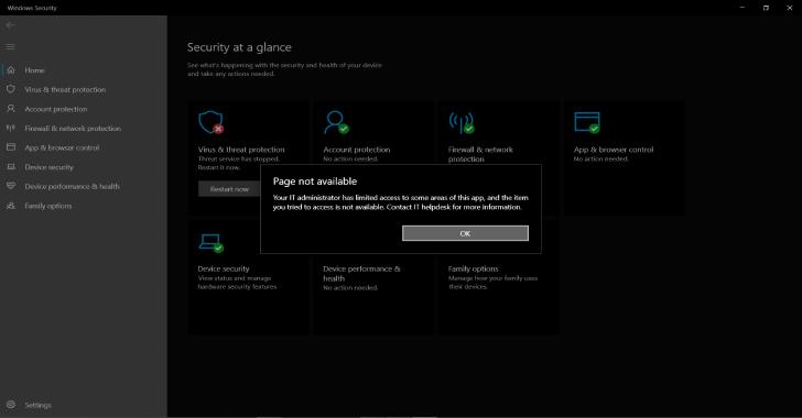 Defeat-Defender : Powerful Batch Script To Dismantle Complete Windows Defender Protection