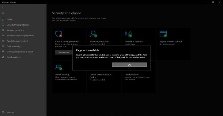 Defeat-Defender : Powerful Batch Script To Dismantle Complete Windows Defender Protection