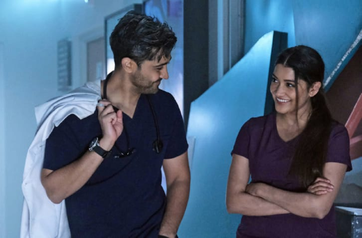 The Resident - Episode 4.11 - After the Storm - Promo, Promotional Photos + Press Release