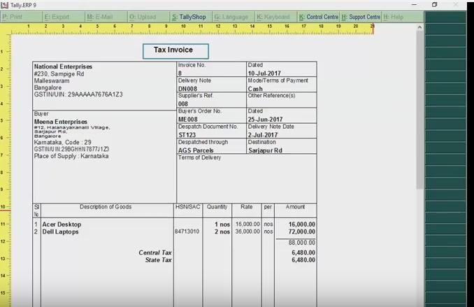 Tally Notes Basic Accounting Pdf