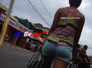 chicas hot calle