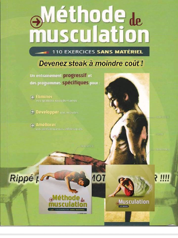 Grande Bibliothèque : Méthodes de musculation 110 exercices sans matériel en PDF