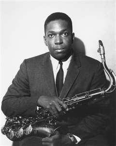 jazz music: Bebop. The Legends - John Coltrane