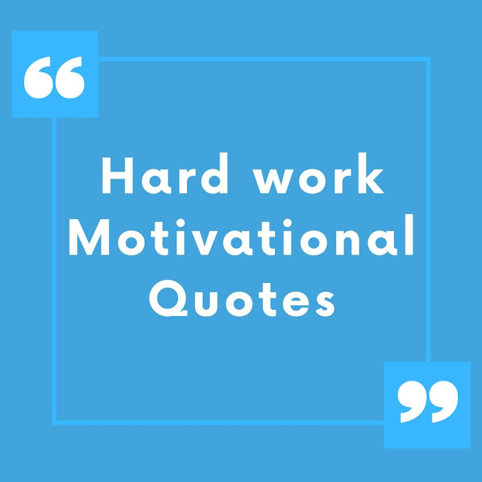 101 Student Hard Work Motivational Quotes During Exam Time