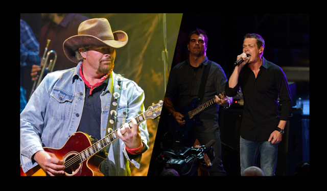 Toby Keith, 3 Doors Down and Lee Greenwood are among the headliners at Trump inauguration concert