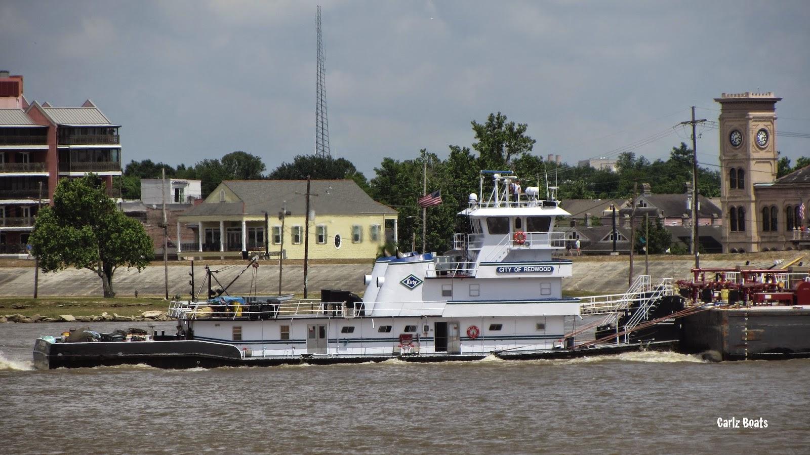 Marine Boats: Kirby Inland Marine Boats
