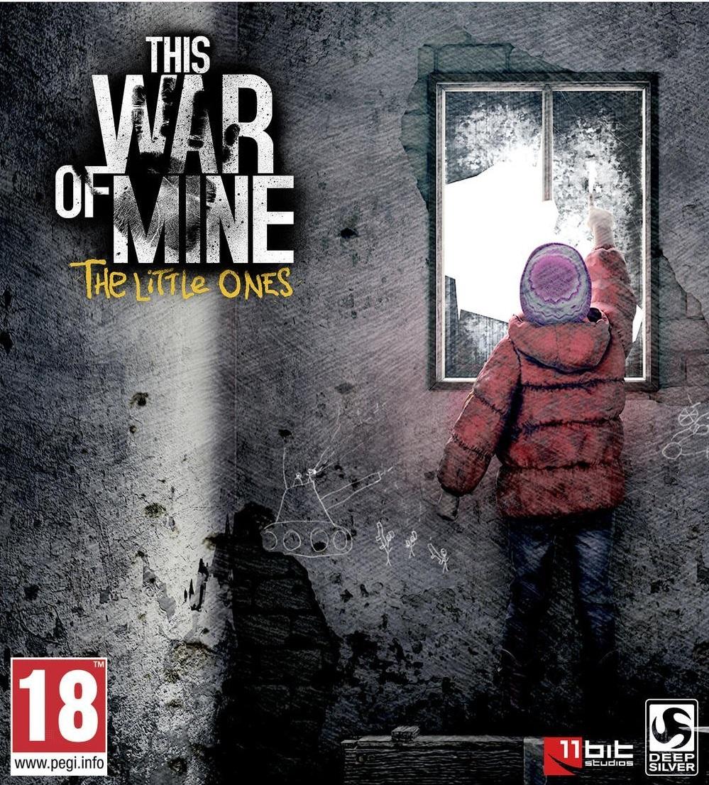 This War Of Mine The Little Ones ESPAÑOL PC Descargar Full