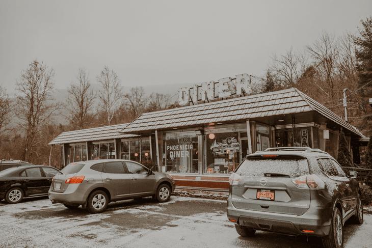 Phoenicia Diner, Catskills NY