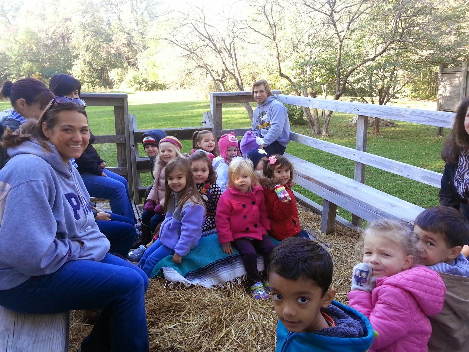 Hayride At Knoch Knolls Park
