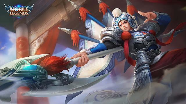 Wallpaper Skin Epic Zilong - Changbanpo Commander