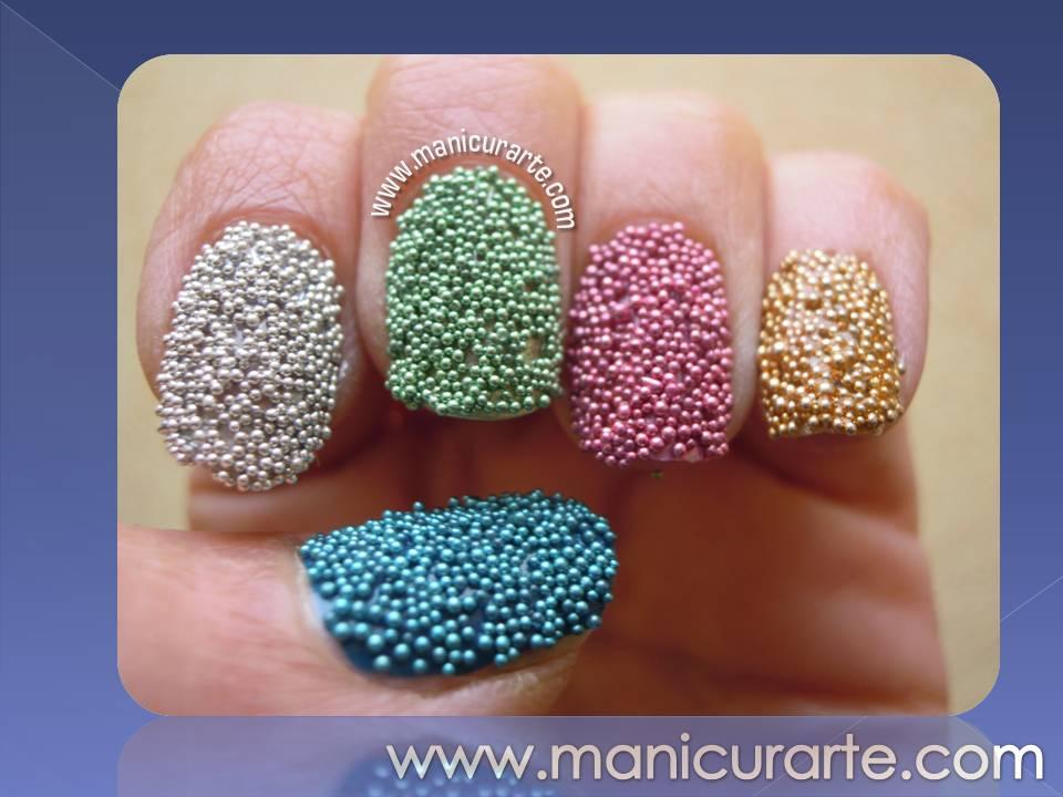 Manicurarte Cheap Caviar Nails Manicura Caviar Barata