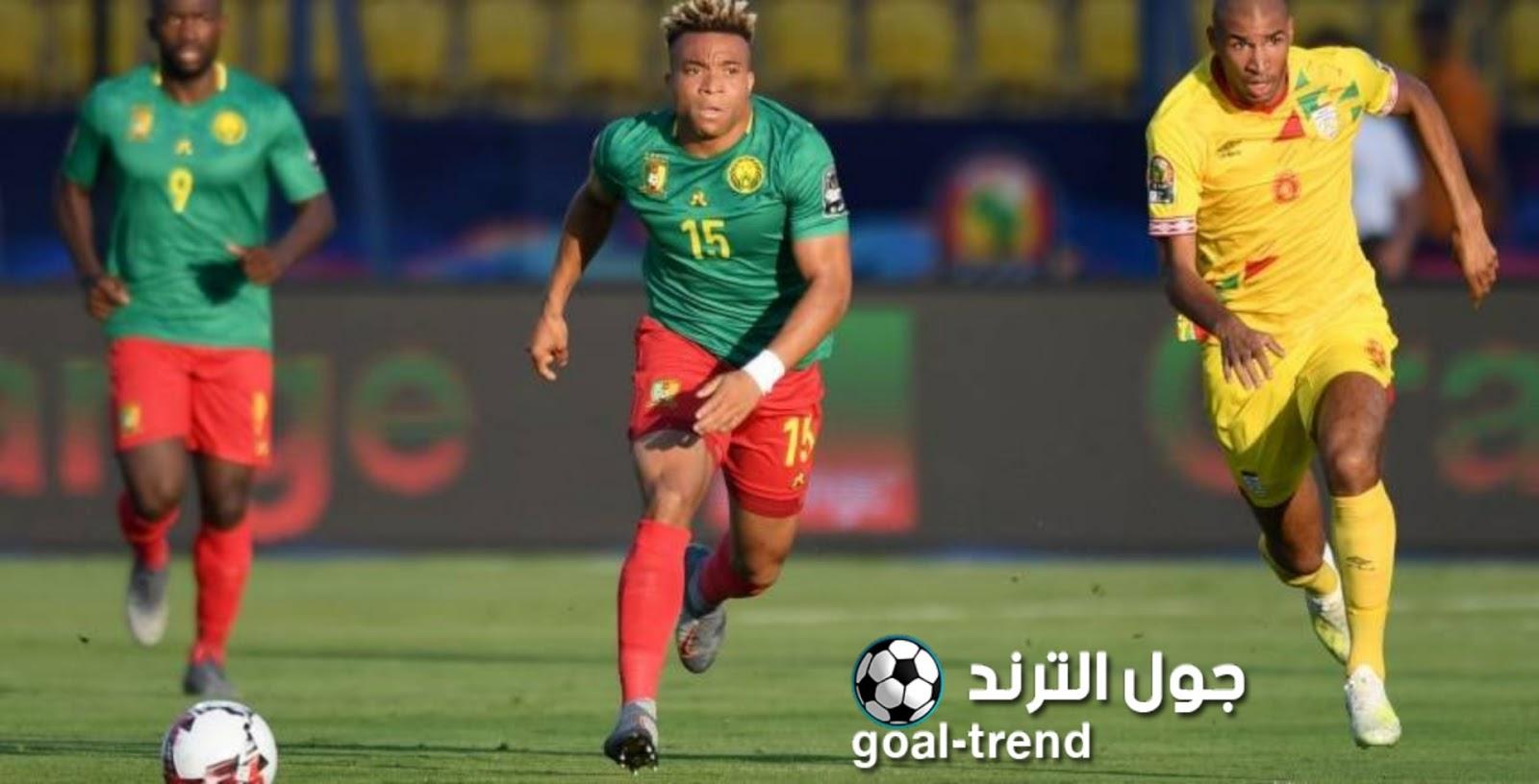 نتيجة مواجهة نيجيريا والكاميرون في كأس امم افريقيا