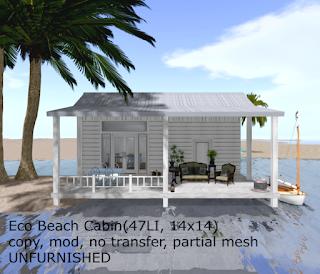 Eco Beach Cabin