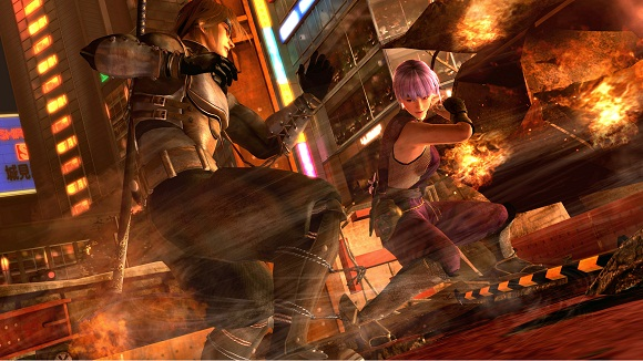 DEAD OR ALIVE 5 Last Round Core Fighters TECMO 50th Anniversary Edition-screenshot05-power-pcgames.blogspot.co.id