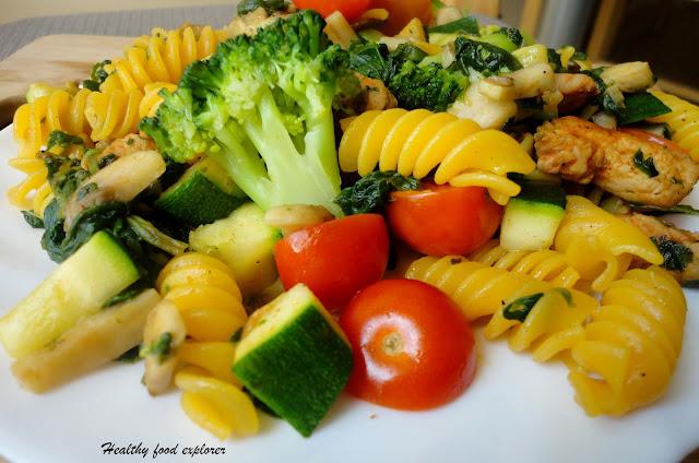 Szybki zdrowy obiad