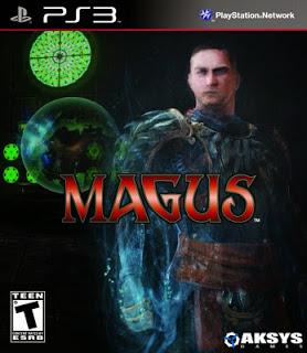 Magus PS3 Baixxar