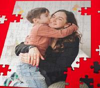 Logo Printami ''Festa della Mamma'' vinci gratis puzzle personalizzato con foto e frase