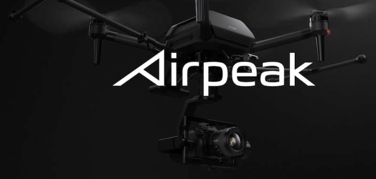 Логотип Airpeak