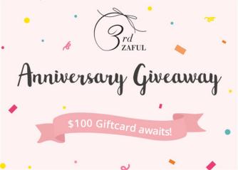 zaful, anniversary, shop, shopping, giveaway