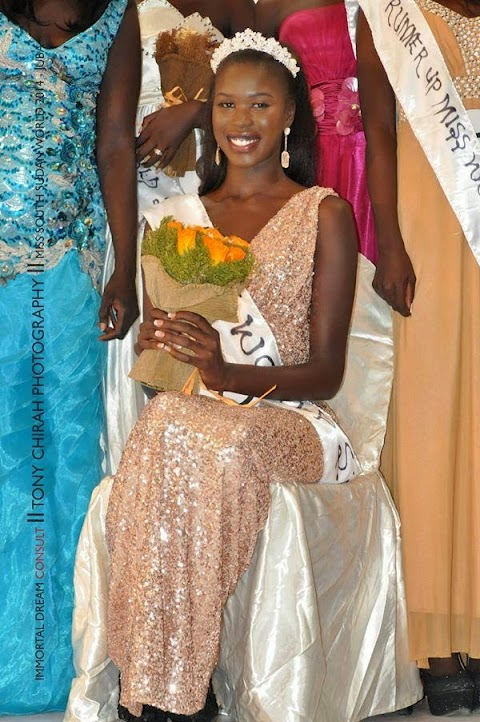 Miss World South Sudan 2014