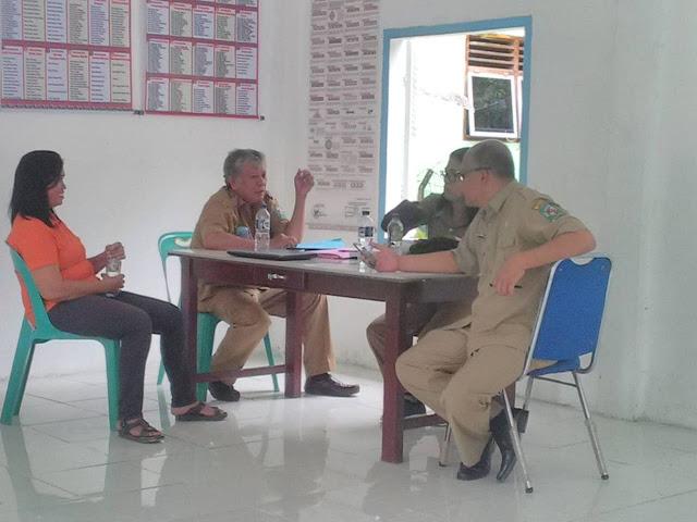 Inspektorat Perintahkan Pangulu Nagori Jawa Tongah Kembalikan Uang Rp 3,3 Juta