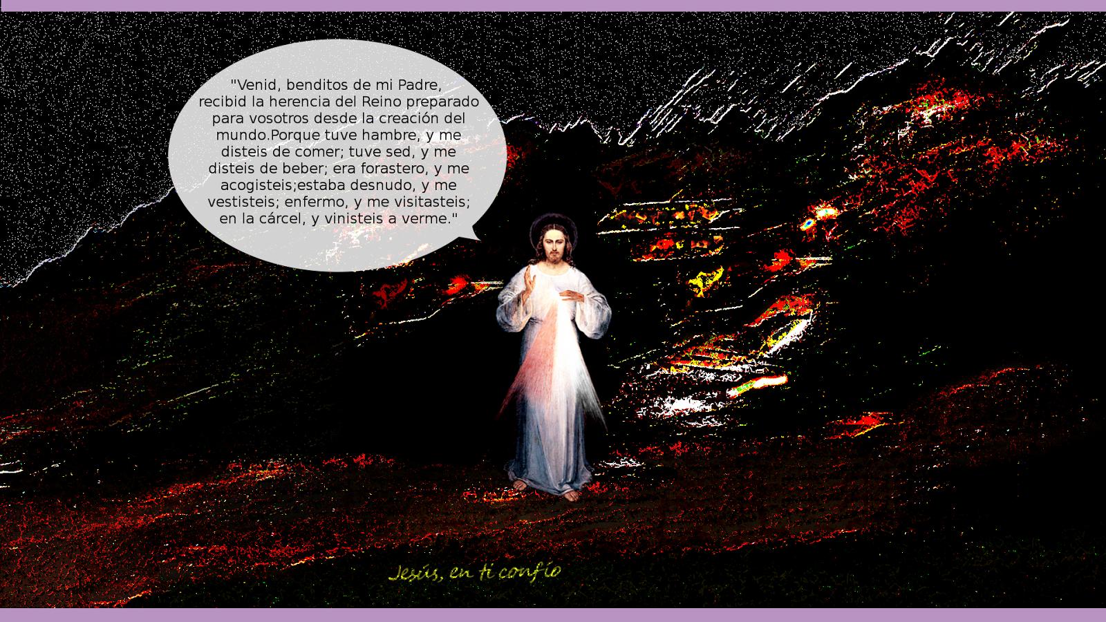 mensaje de la divina misericordia en cuaresma