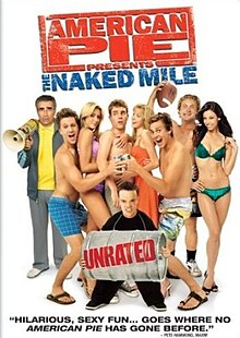 American Pie 5 - Naked Mile