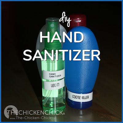 Homemade Hand Sanitizer and Wipes
