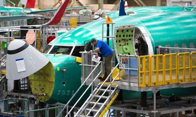 Испытательный полет 737 MAX еще не запланирован