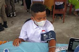 Vaksinasi Pelajar Seluruh Indonesia di MAN N 2 Painan Pesisir Selatan