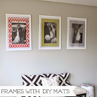http://www.wonderfullymadebyleslie.com/2015/04/frames-with-customized-mats.html