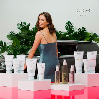 """Nueva línea de productos """"Clōe Care"""", de la marca de accesorios Clōe."""