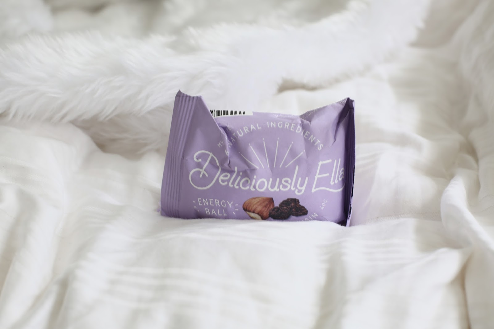 deliciously ella energy ball