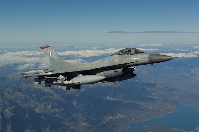 Τι συμβαίνει με την αναβάθμιση των F-16 Block 50