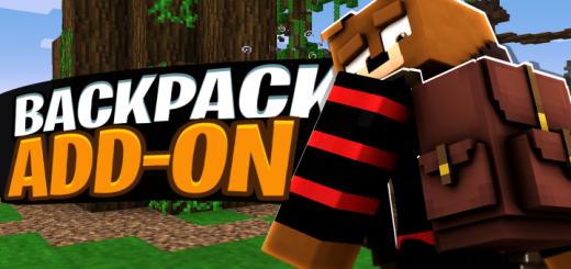 Backpacks Add-on (Update)