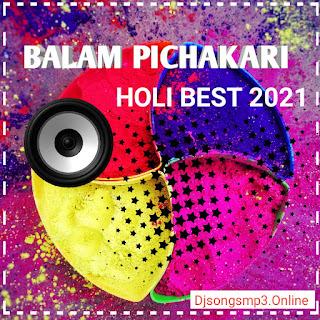 Balam pichkari Song Downlaod mp3