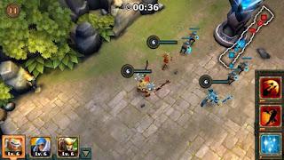 Download Legendary Heroes MOBA V2.2.3 MOD Apk