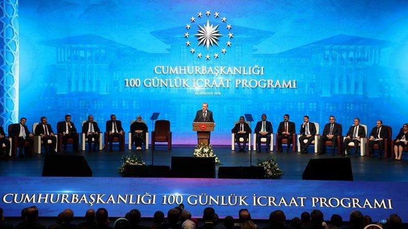 Πυρηνικό σταθμό στην Ανατολική Θράκη προανήγγειλε ο Ερντογάν
