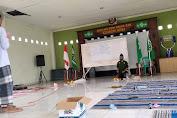 Gelar Upgrading, PAC IPNU IPPNU Kota Jepara Diminta Pelajari Topografi Wilayah