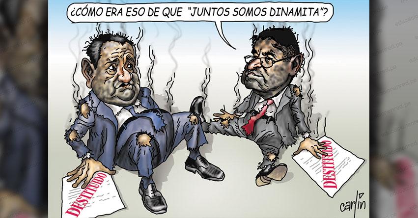Carlincaturas Sábado 10 Julio 2021 - La República