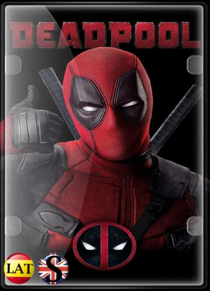 Deadpool (2016) HD 1080P LATINO/INGLES