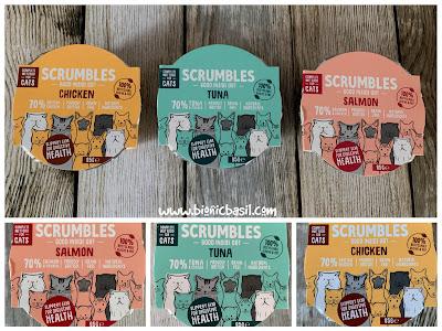 Scrumbles Cat Food ©BionicBasil® The Pet Parade 342
