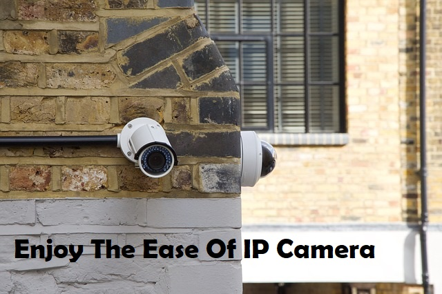 Kemudahan menggunakan IP Camera CCTV